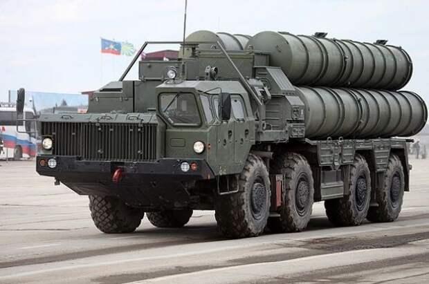 В Китае оценили возможности российских систем ПВО
