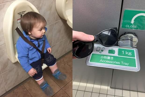 10+ гениальных вещей, которые должны быть в каждом общественном туалете