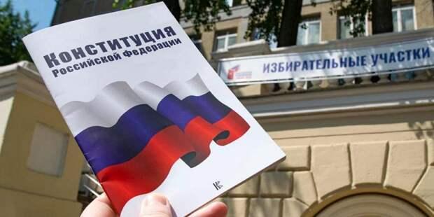 Явка на онлайн-голосование по поправкам к Конституции превысила 90% / Фото: mos.ru