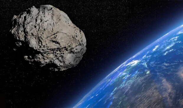 К Земле приближается астероид размером больше пирамиды Хеопса