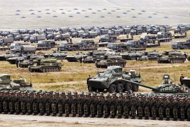 NYT: Россия вновь разместила у границ Украины 80 тыс. военнослужащих