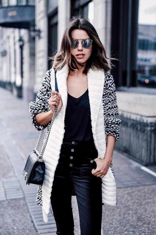 Базовый гардероб стильной штучки. Эти 10 вещей можно носить годами