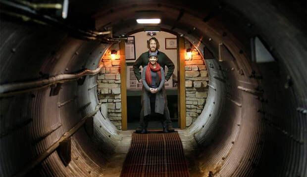 Бывшую подземную ракетную базу превратили вроскошный дом исдают наAirbnb