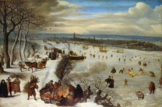 Как Россия пережила малый ледниковый период