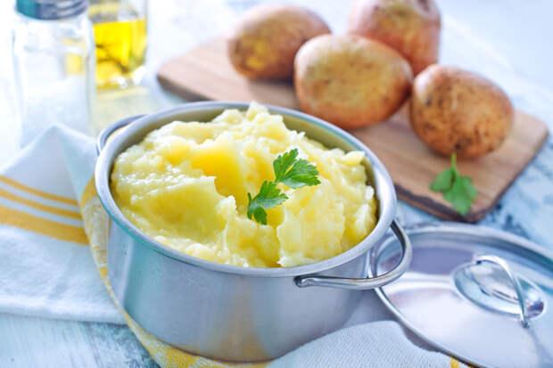 Нюансы идеального картофельного пюре