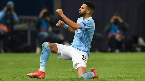 Марез хочет завершить карьеру в «Манчестер Сити»