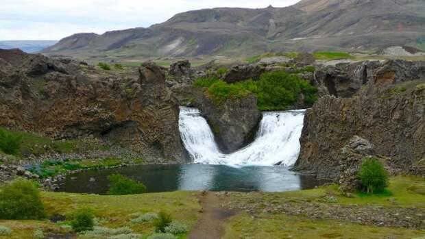 waterfalls20 Красоты водопадов Исландии в фотографиях