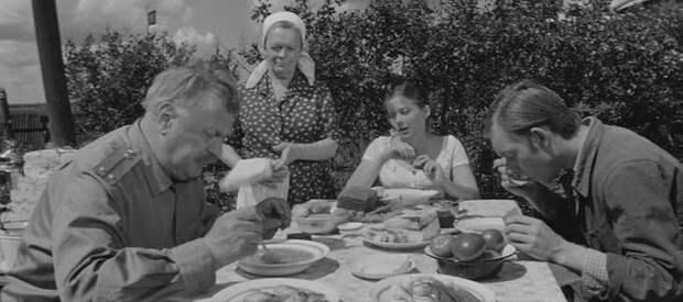 Как снимали первый фильм про участкового Анискина «Деревенский детектив»
