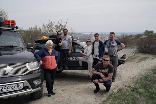 Не туристический кавказ. Начало путешествия