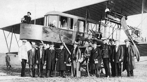 Как в России зарождалось производство авиационных двигателей