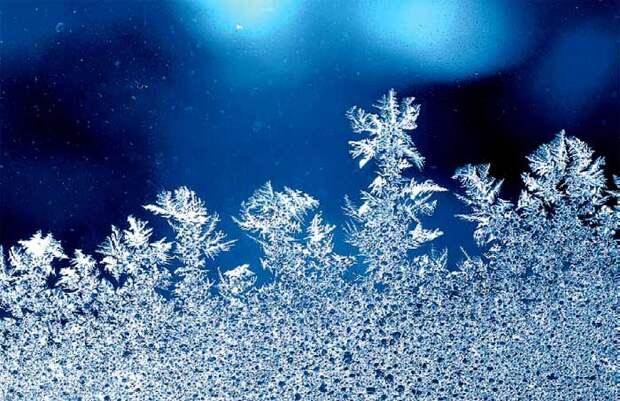 Заснеженное пространство: 7 любопытных фактов о снеге