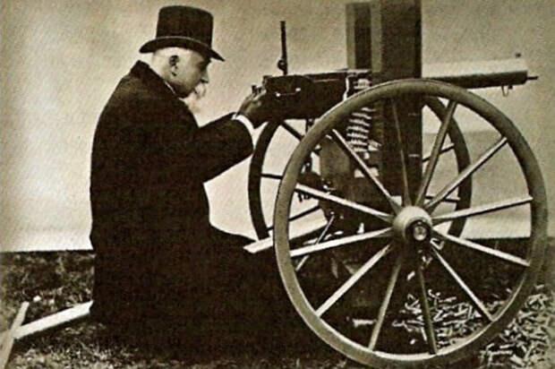 «Адский косильщик»: самый «кровожадный» пулемёт в истории войн