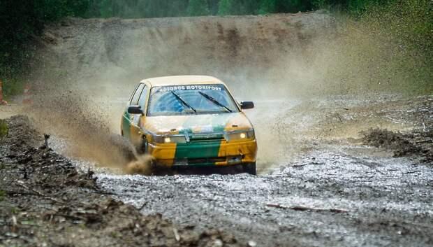 Гонщики Подольска заняли 3 место в финале раллийной серии «Золотое кольцо»