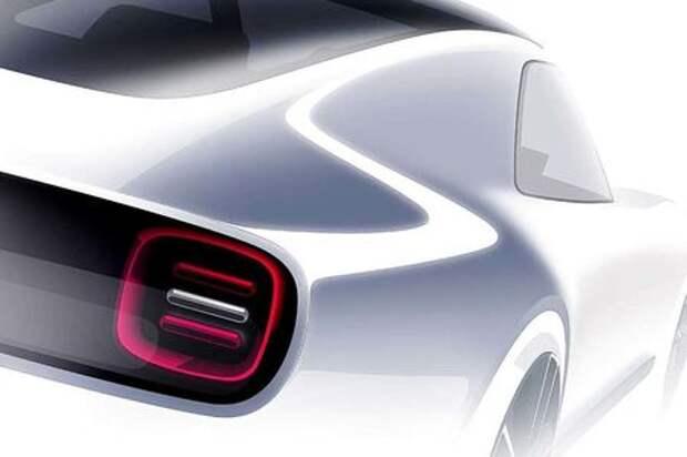 Hondа привезет на автосалон в Токио новую модель