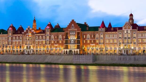 Самые красивые набережные России (ФОТО)