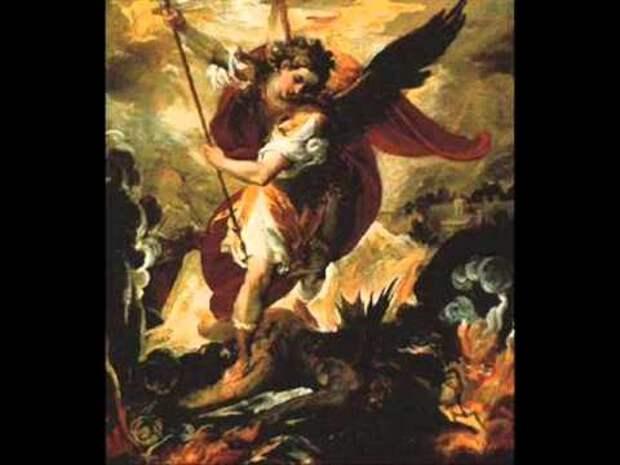 19 сентября - День Архангела Михаила (Михайлов день).
