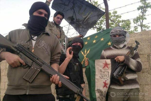 Почему черкесы бегут из Сирии?