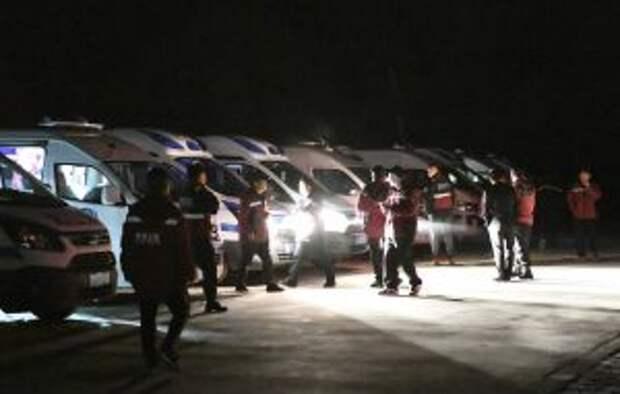 Число погибших во время горного забега на северо-западе Китая увеличилось до 21