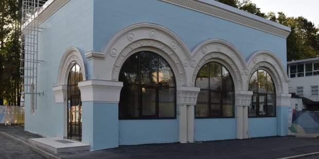 На месте исторических магазинов на ВДНХ появятся новые торговые точки