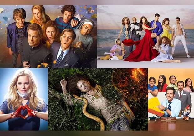 Смотри этим летом: лучшие сериалы Universal на ShowJet