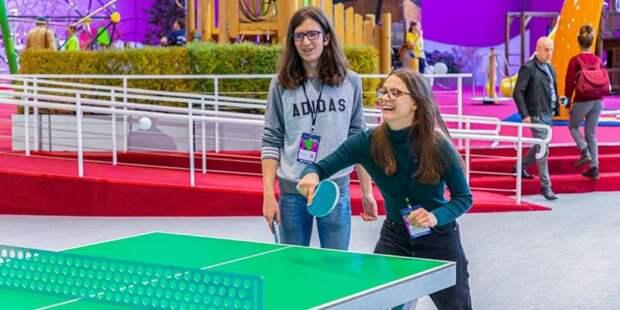 Собянин открыл спортивный праздник для молодежи в Лужниках. Фото: mos.ru