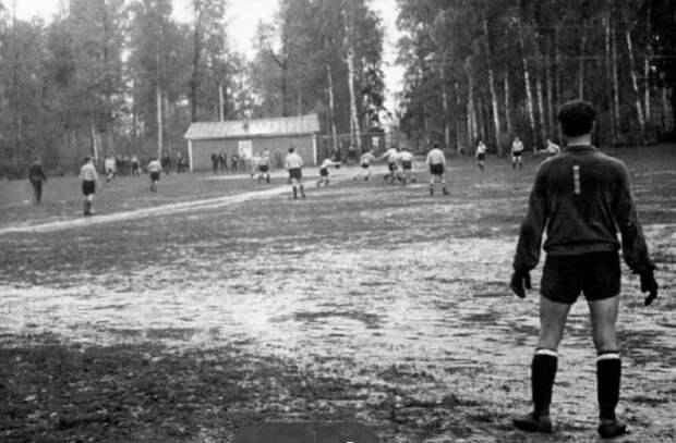 В Лианозове в 1950-х кипела активная футбольная жизнь – старожил района