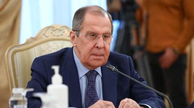 Лавров дал Украине урок достоинства