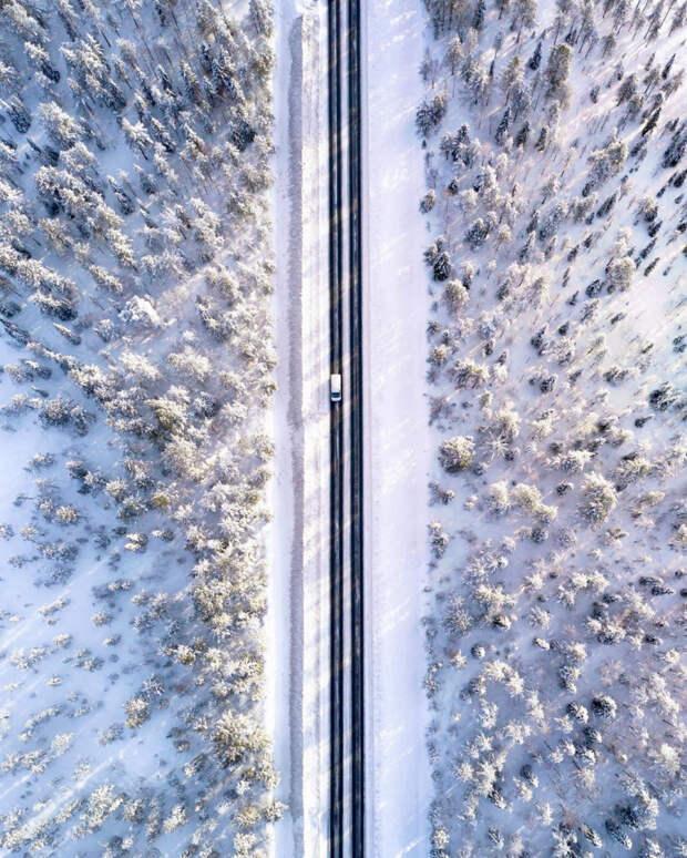 Красивые пейзажные фото Сэма Вибово