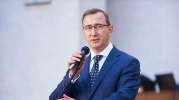 Губернатор Владислав Шапша проведет два прямых эфира