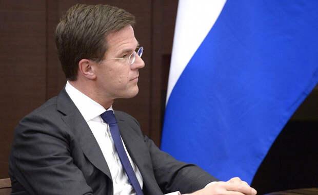 Ни за что! Голландский премьер отказался приносить извинения Турции в связи с высылкой дипломатов