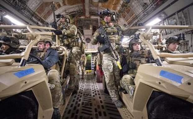 Спецназ США поменял тактику боя