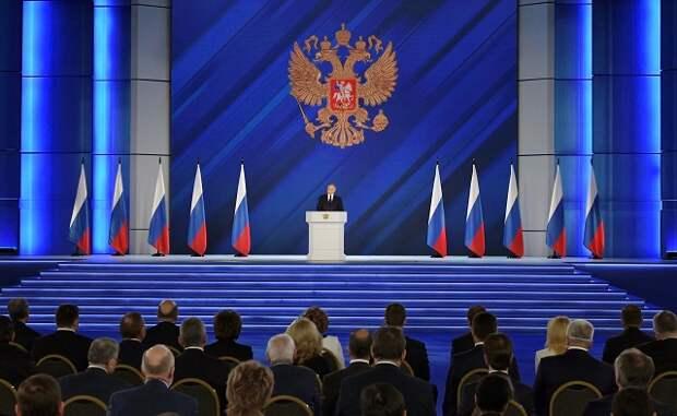 Глава Адыгеи прокомментировал послание президента России