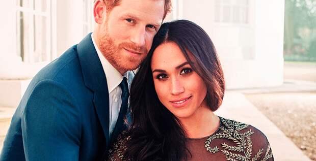 Гарри и Меган заявили, что королева не имеет права лишить их бренда Sussex Royal