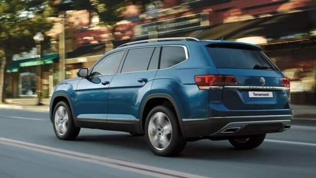 Бренд Volkswagen стал лидером авторынка Китая в 2021 году