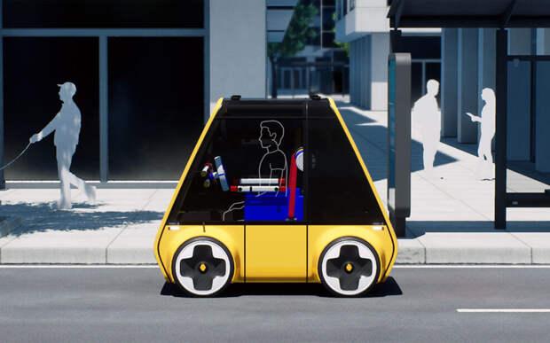 Автомобиль из Икеа: покупаешь в коробке, собираешь дома