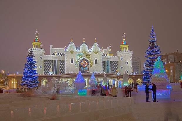 Сказочная Казань!
