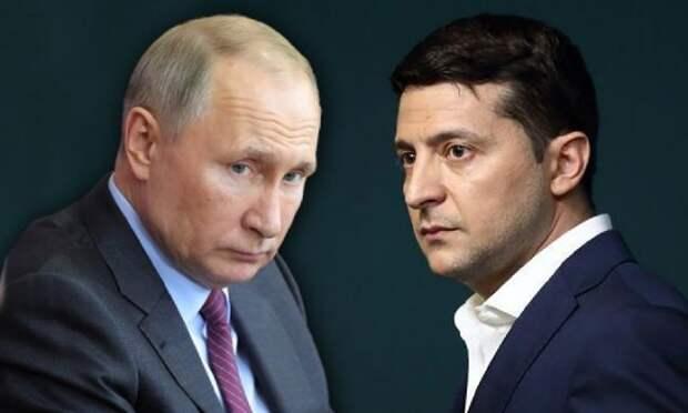«Коронный номер»: Зачем Киев начал торопить с встречей Зеленского и Путина