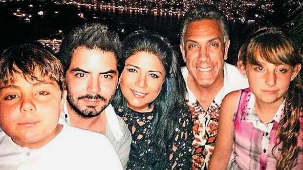Семья - главное в жизни телезвезды
