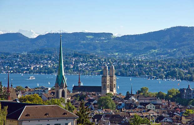 Достопримечательности Цюриха: Топ-17 мест для посещения каждому уважающему себя туристу!