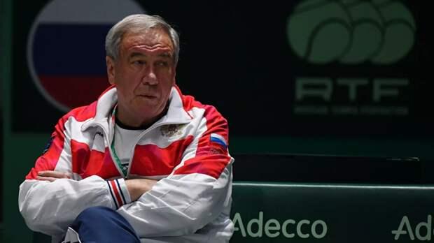Тарпищев раскритиковал 18-летнюю теннисистку за обвинение тренера в избиении