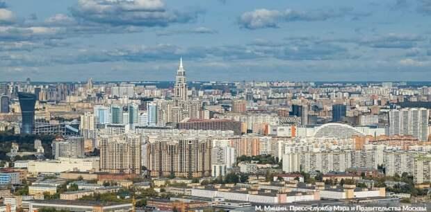 Сергунина рассказала о первых результатах программы «Экспортеры 2.0». Фото: М. Мишин mos.ru