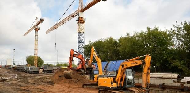 Отменено строительство автосервиса в районе Дмитровский