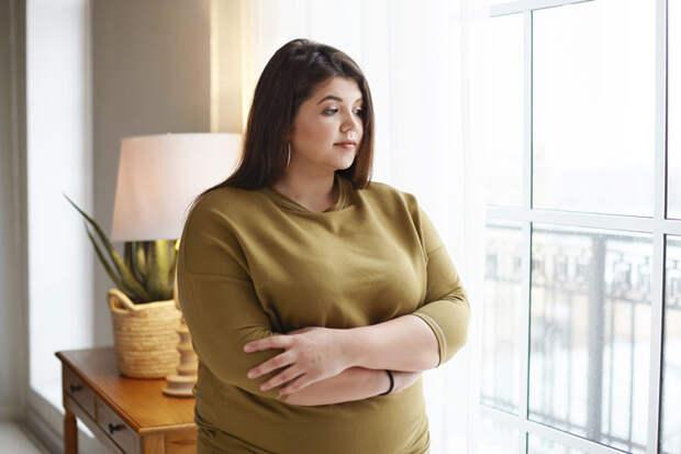 Топ-5 главных причин ожирения
