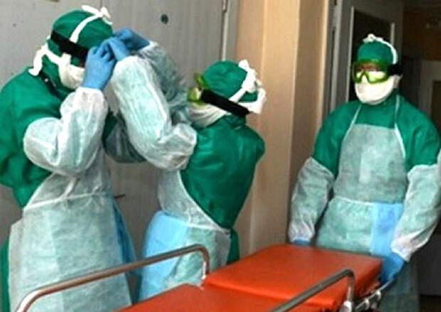 США виновны в распространении Эболы или Новое биологическое оружие Пентагона