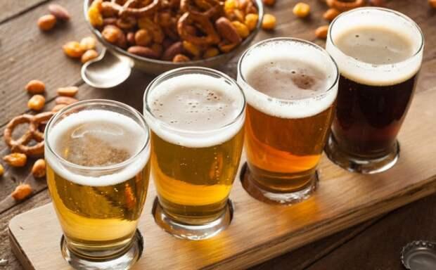 Тест: А вы разбираетесь в сортах пива?
