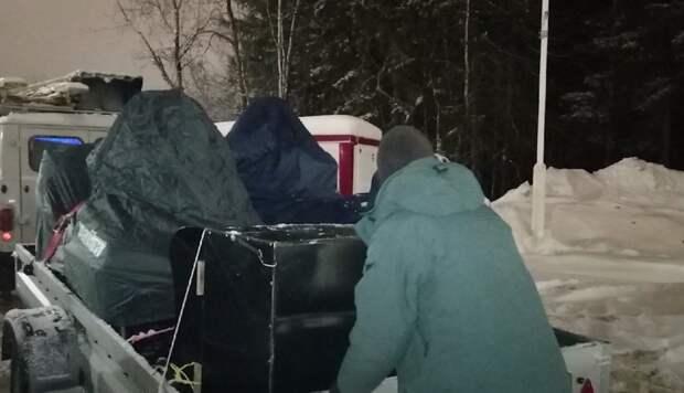 Туристы из Коми отправились в экспедицию на перевал Дятлова