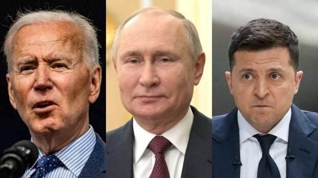 Ищенко: Байден приказал Зеленскому «сидеть и не подпрыгивать»