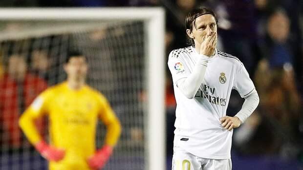 Модрич: «Я говорил, что матч против «Интера» будет словно финал. «Реал» бился и заслужил победу»