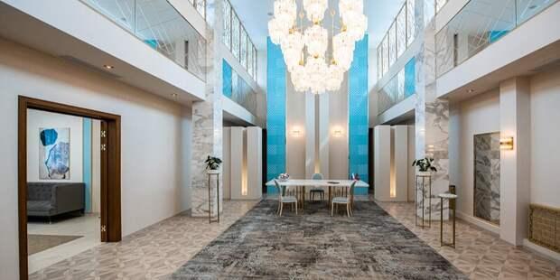 Дворец бракосочетания на Бутырской открылся после ремонта