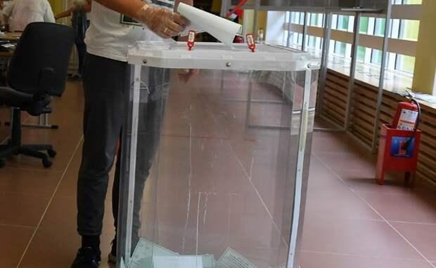В России прошли трёхдневные выборы